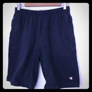 Men's Champion athletic workout shorts size M